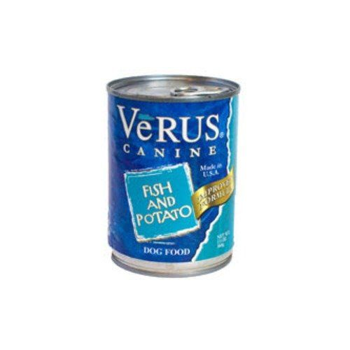 VeRUS Fish and Potato Formula Canned Dog Food Check out