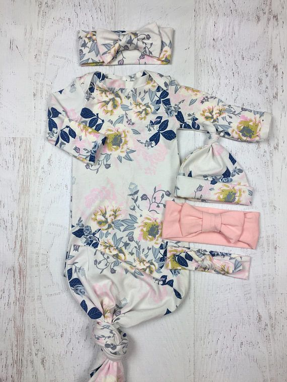 a7ba387ea Newborn Girl coming Home Outfit