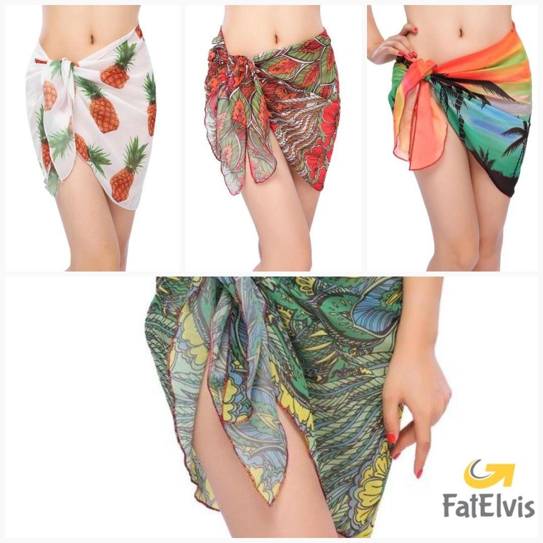 d1b096c9a580a Dropshipping Women Beach Sarongs Chiffon Cover Up Bikini Swimwear Coverup  Wrap Skirt Swimsuit #11 #women #men #sexy #swimming #swim #bracelet #watch  #gift ...