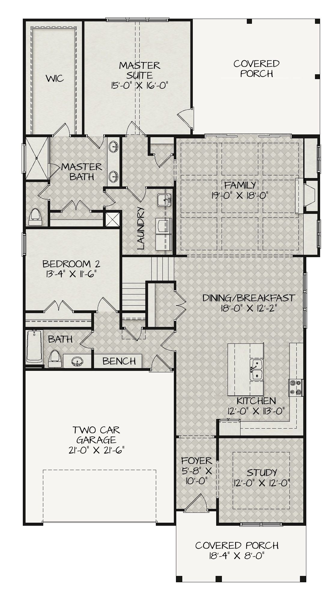 American homesmith caesar model first floor blueprints home american homesmith caesar malvernweather Images