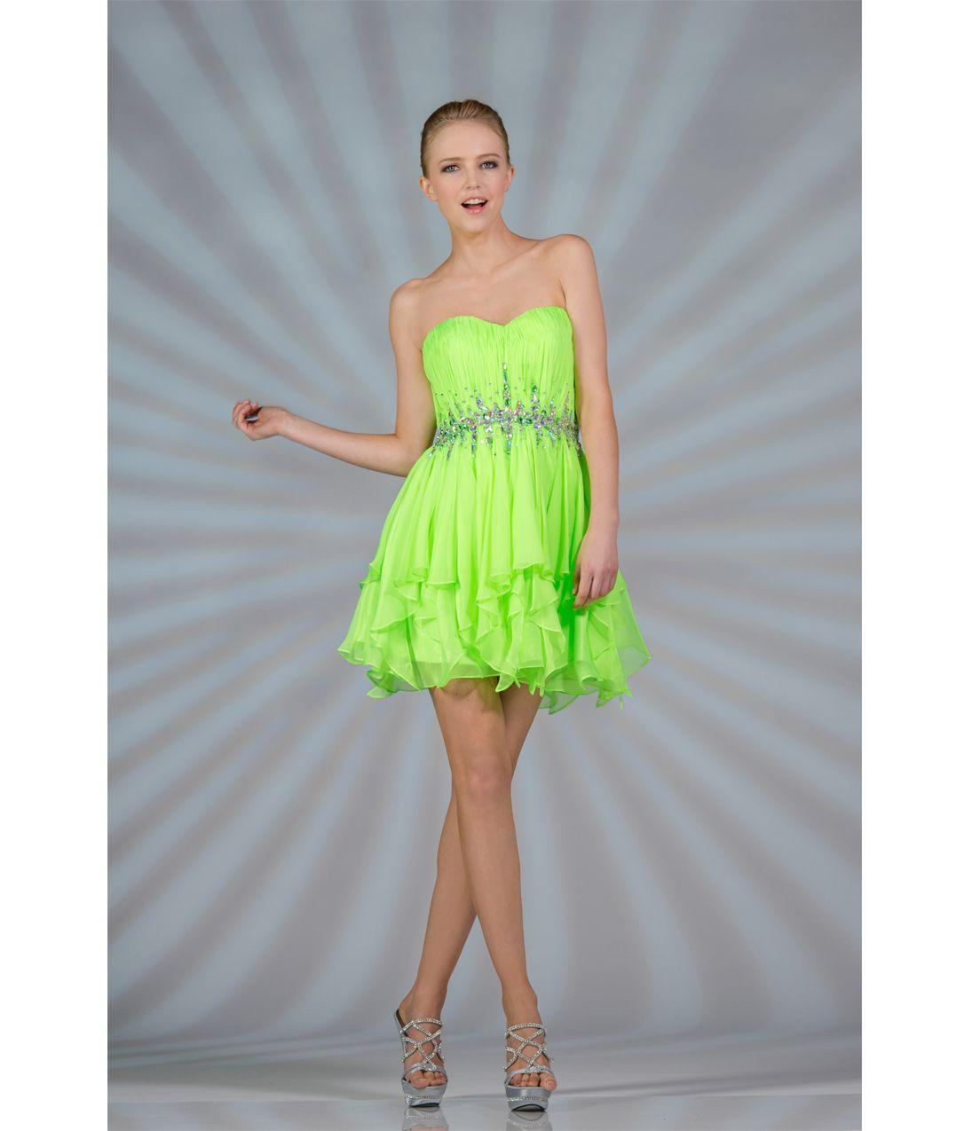 Unique Vintage Prom Dresses Short