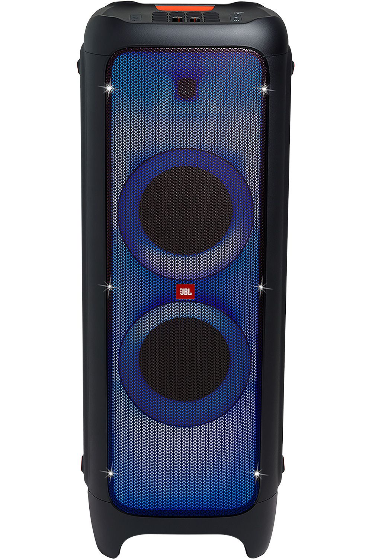 Jbl Partybox 1000 Black Bluetooth Party Speaker Jblpartybox1000am In 2021 Black Bluetooth Party Speakers Speaker