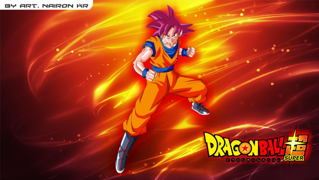 Dragon Ball Z Super By Naironkr On Deviantart Dragon Ball