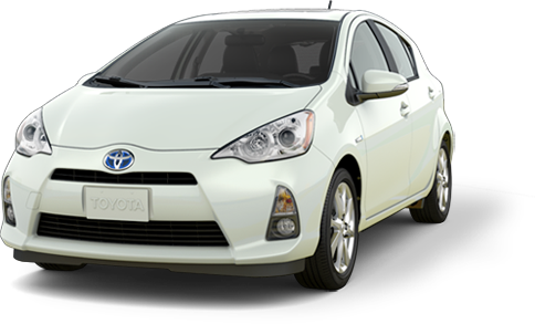 Toyota Prius C Hybrid Hatchback Toyota Prius Prius Toyota