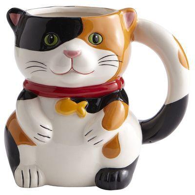Cat Surprise Mug LOVE