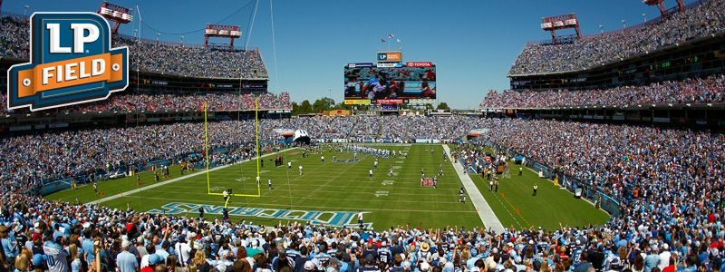 Lp Field Tennessee Titans Stadium One Titans Way Nashville Tn 37213 Tennessee Titans Nfl Stadiums Tennessee
