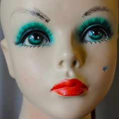 beautiful mannequin heads - Google Search