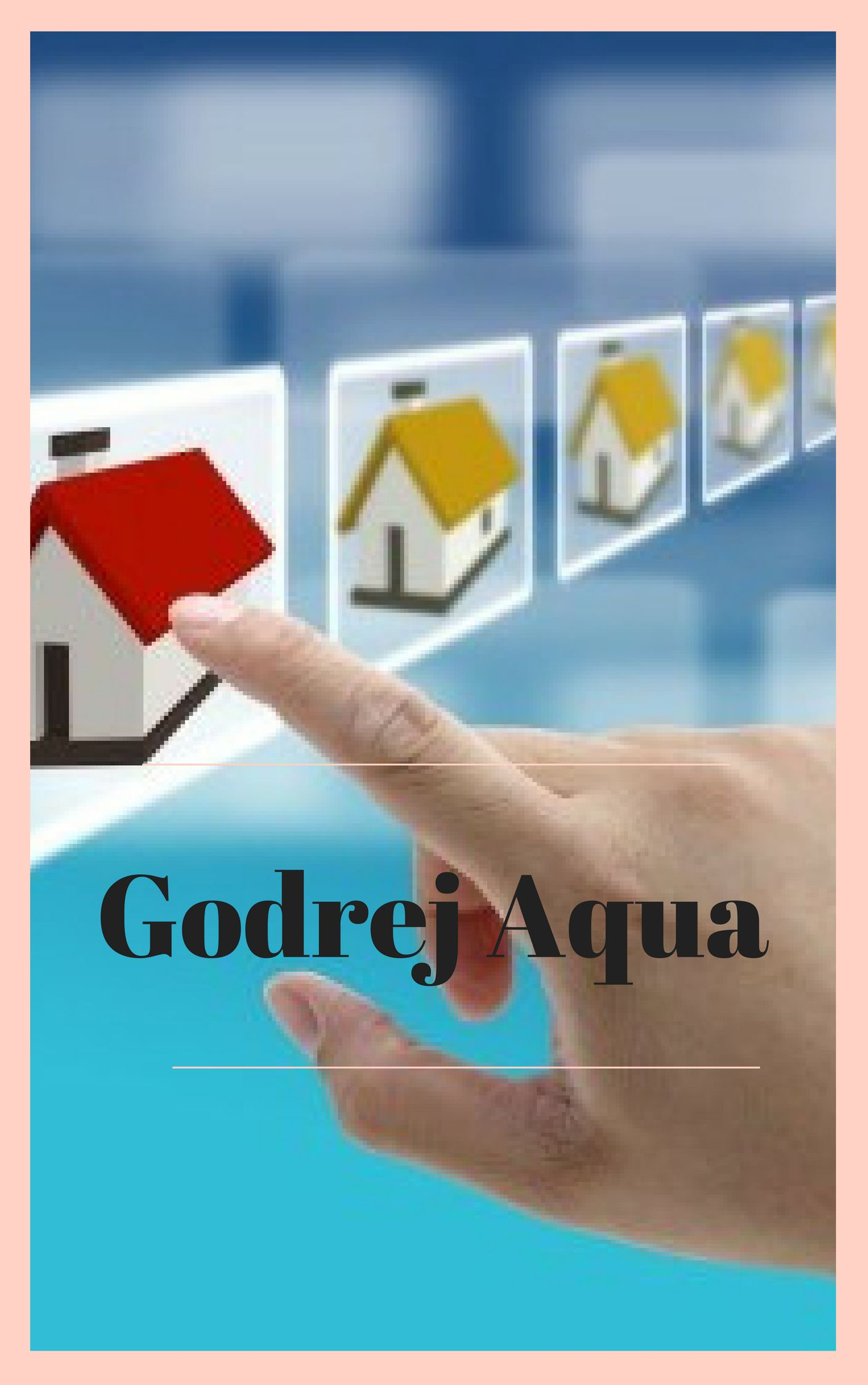 Godrej Aqua | Upcoming Residential Project