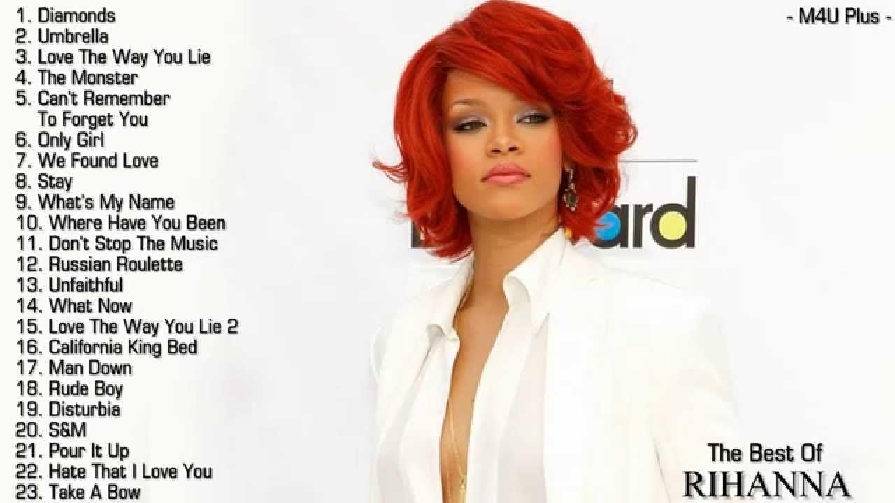 Rihanna Songs - MuxicBeats.com