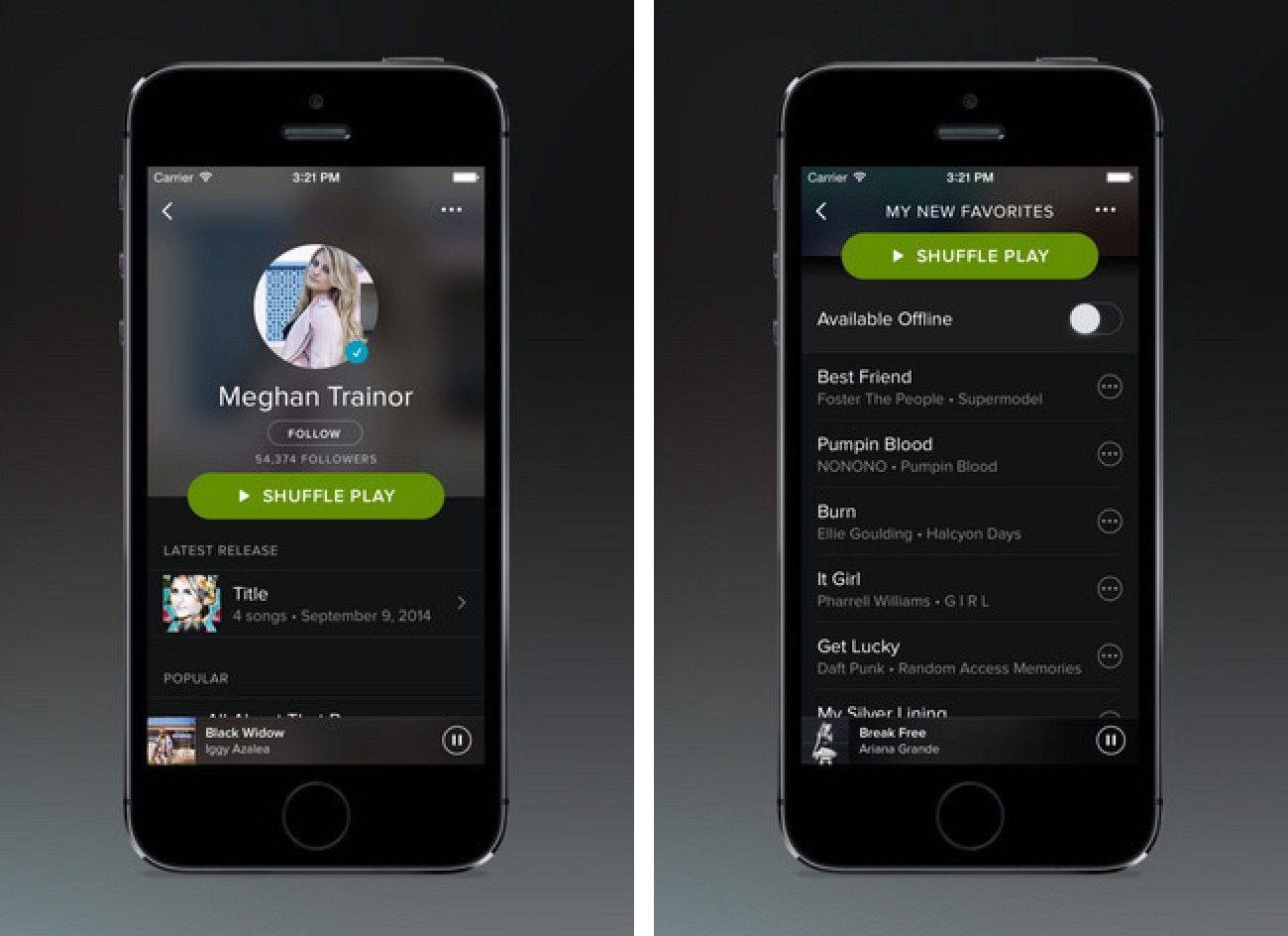 Spotify Adds CarPlay Support in Latest iOS Update | Let the