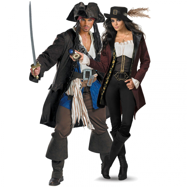 Jack Sparrow y Angélica vestuario (Piratas del Caribe)   ideas de ...