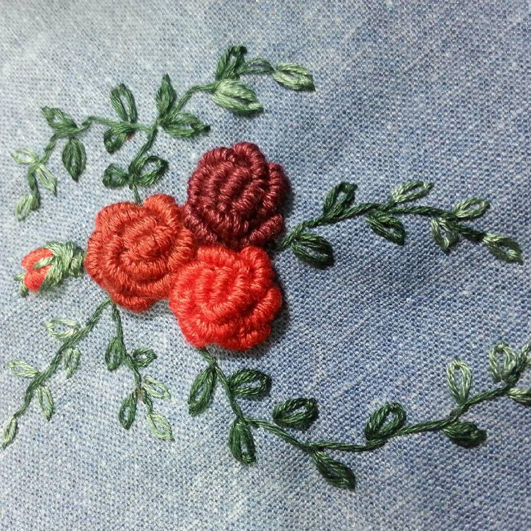 수작을부리다 nayamovie handicraft handmade 자수 linen rococó