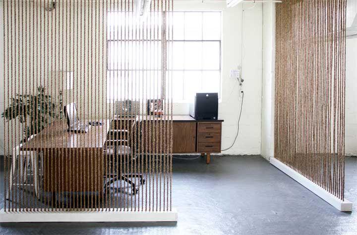 diy-rope-6 DIY Pinterest - muros divisorios de madera