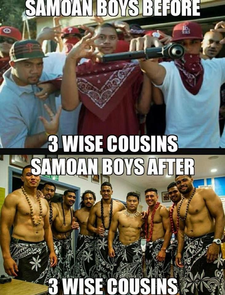 They are also cousins