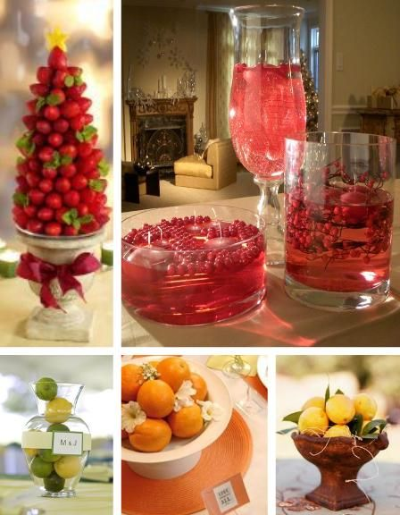 Enjoyable Small Wedding Centerpiece Arrangements Fresh Fruit Complete Home Design Collection Barbaintelli Responsecom