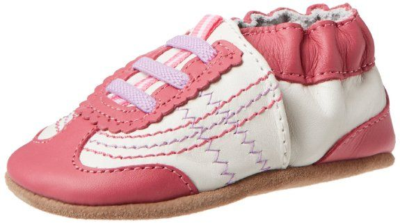 b761cdd0a864c Amazon.com: Robeez On The Run Crib Shoe (Infant/Toddler): Shoes ...