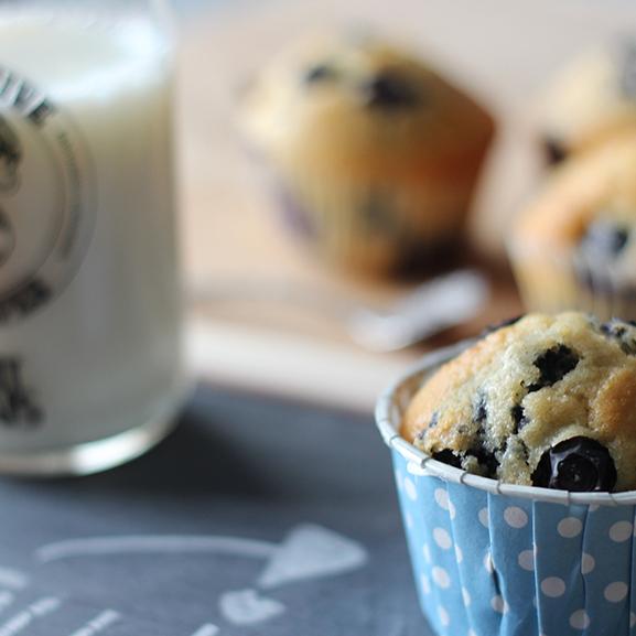 blueberry muffin recipe!