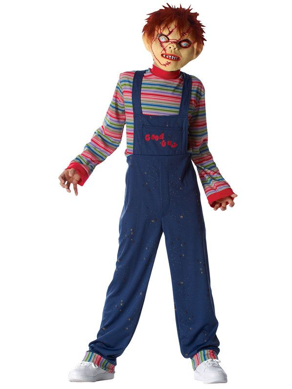 Deluxe Chucky Child Costume Seed of Chucky