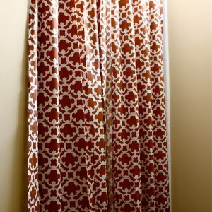 Sumatra Cape Cod Shower Curtain