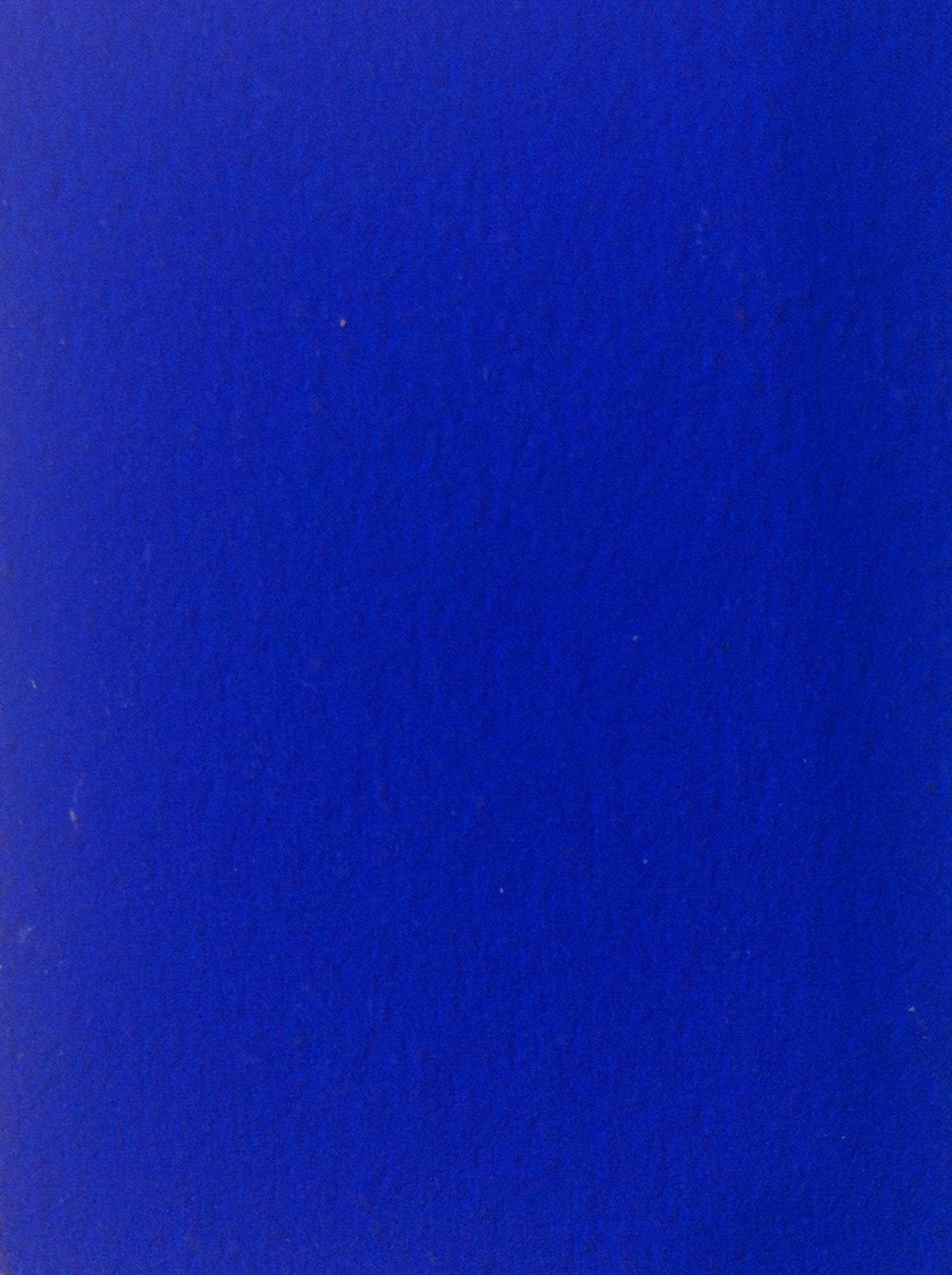 bristol matt paint in ultramarine 1035 very similar to yves klein