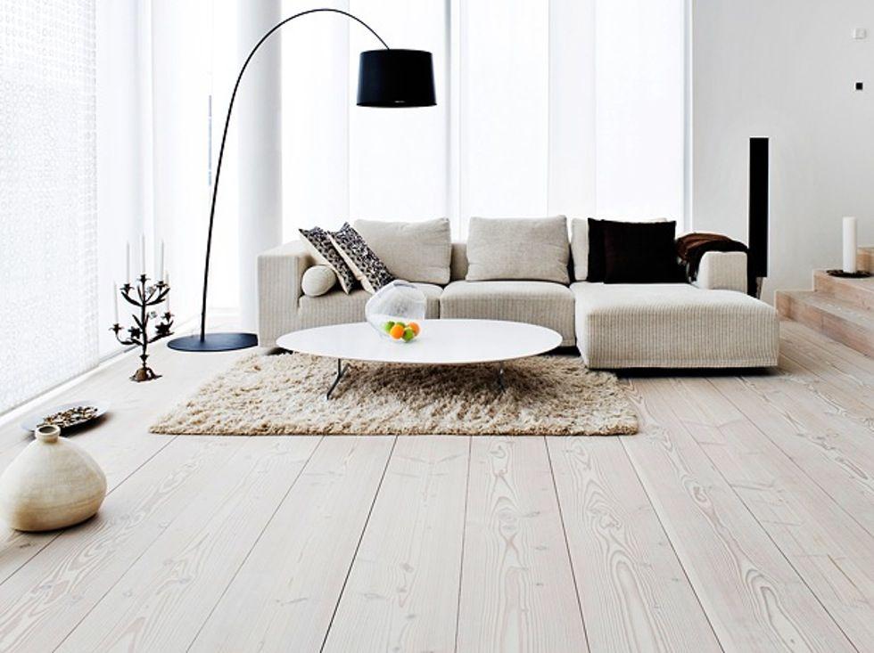 Gulv fra Dinesen White oak floors, Home, White wood floors