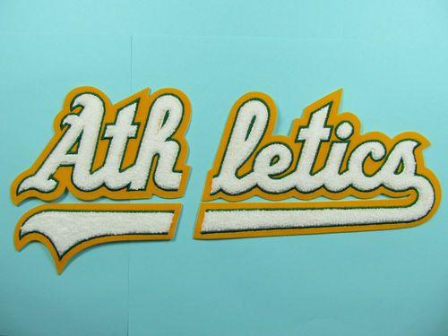 online retailer d70e5 e2ca1 MLB Oakland Athletics Crest Patch 12