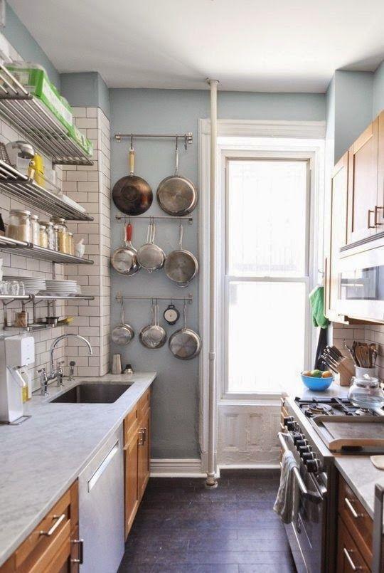 30 Gorgeous Small Kitchen Design Ideas Kitchen Design Pinterest - como disear una cocina