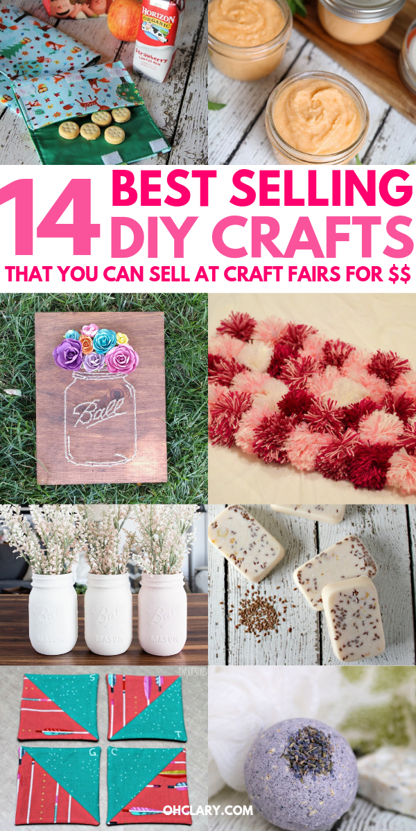 Easy Crafts That Make Money 14 Simple Crafts To Make And Sell For