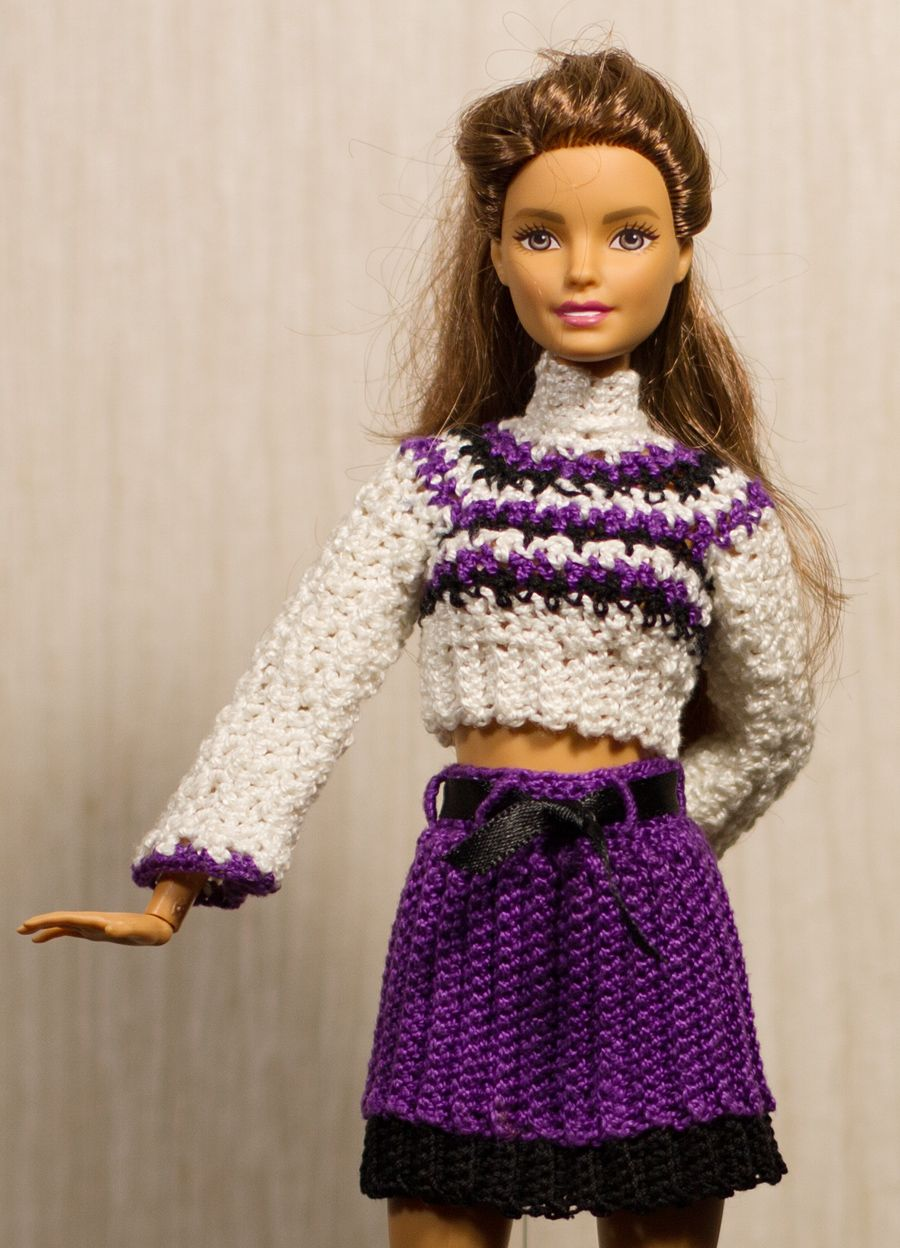 Handmade set for Fashion Royalty, Barbie dolls and other dolls with ...