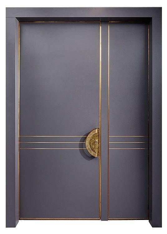 Art Deco One Half Leaf Entrance Door Door Design Interior Main Door Design Door Design