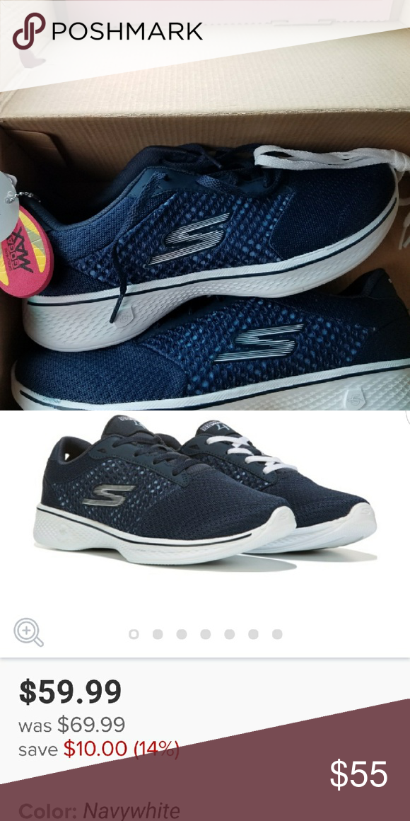 Shoes Navy blue sckechers Skechers Shoes Athletic Shoes | My