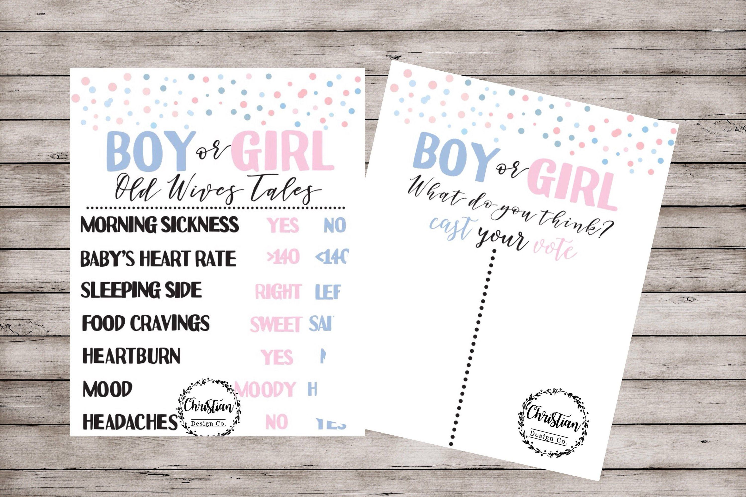PRINTABLE 8x10\u201d Gender Reveal Party Sign Gender Reveal Sign with Ultrasound Photo He or She What Will Baby Be