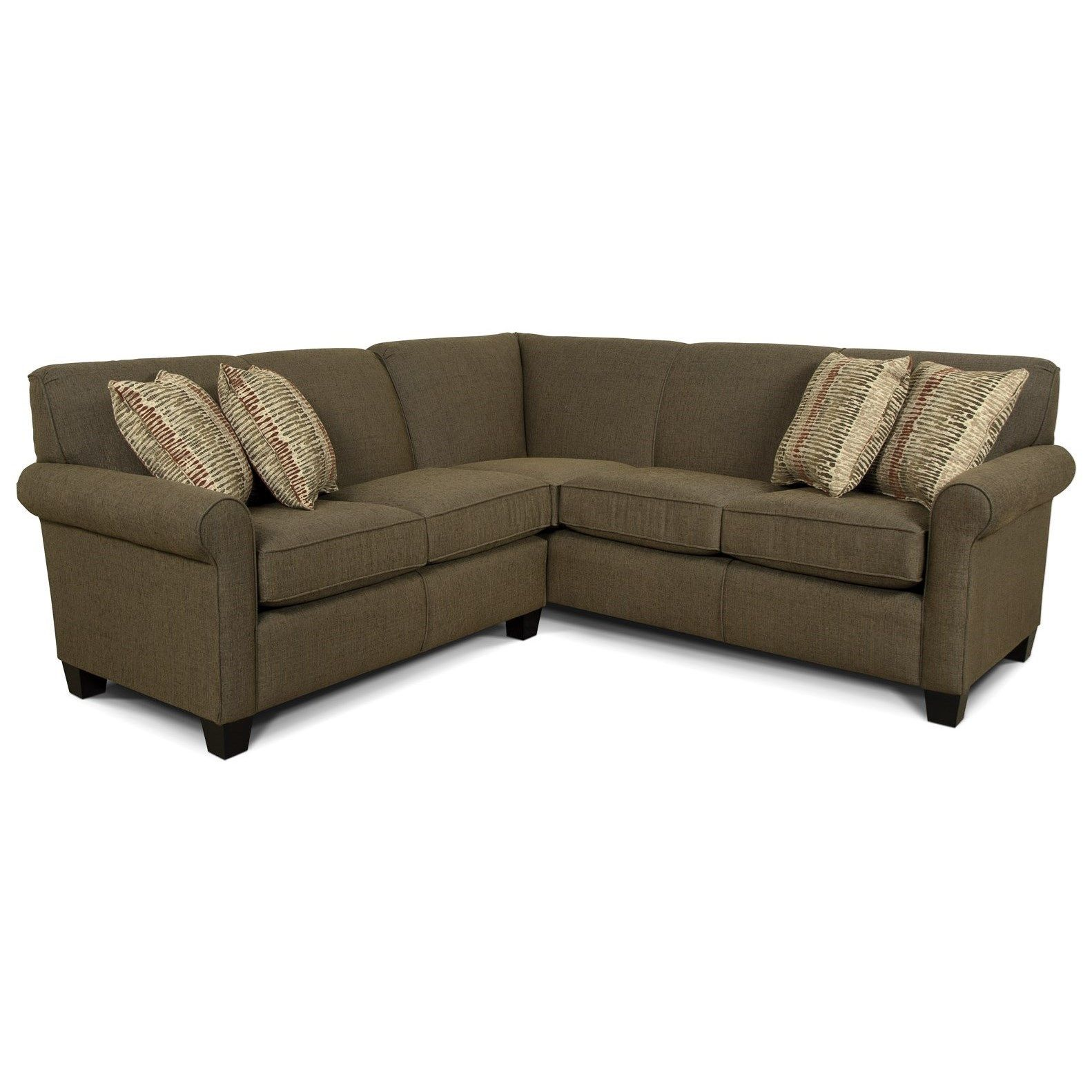 Angie Sectional Sofa By England Mattress Furniture Corner