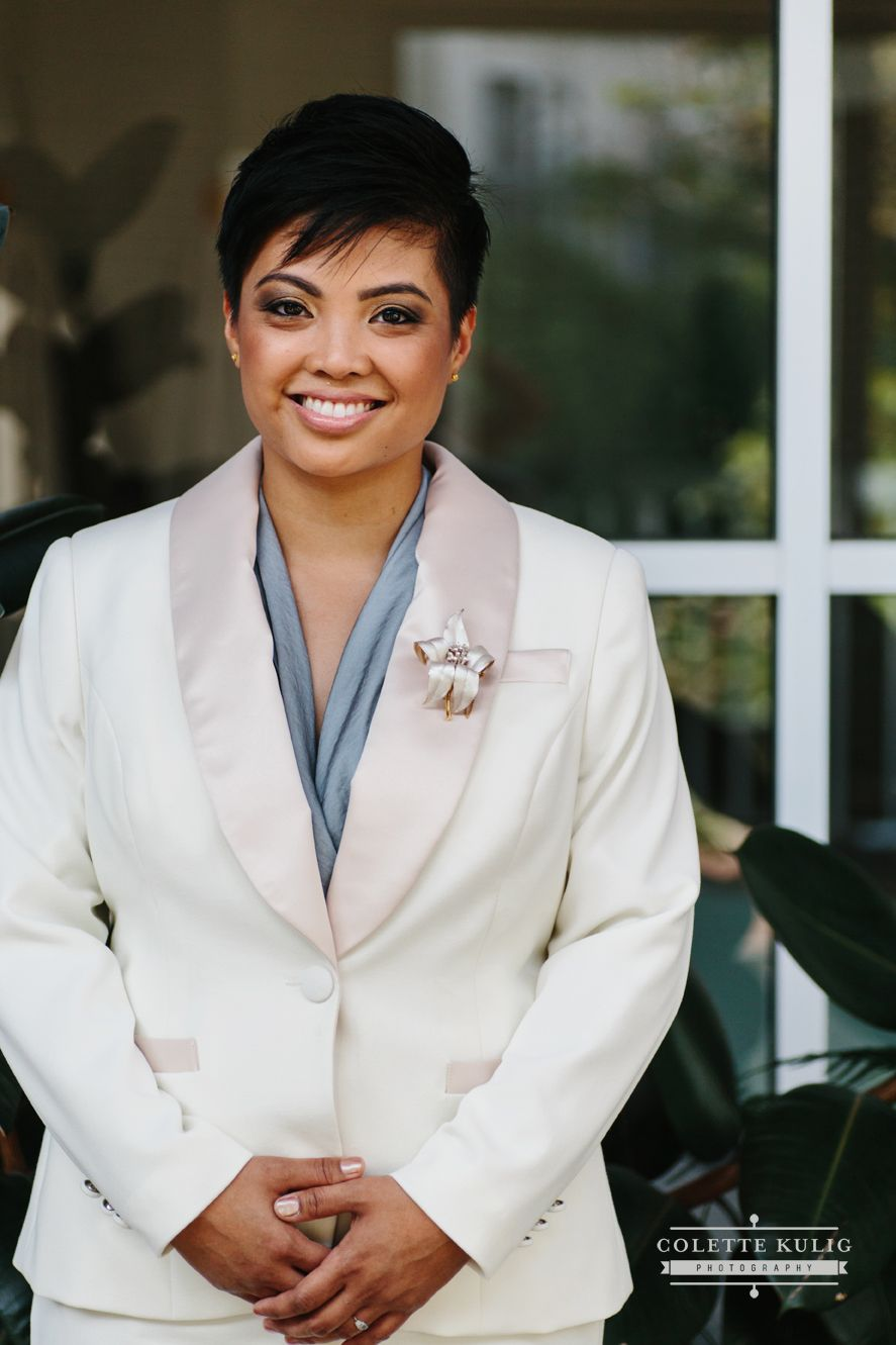 sheSaidYes #RockaSuit | BridePridePtown | Pinterest | Wedding suits ...