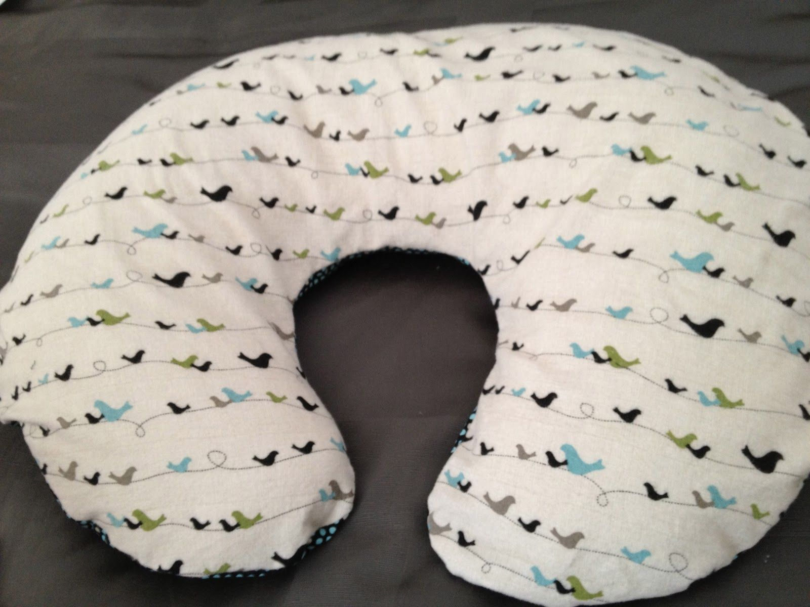 STYLE SIMPLER: DIY Boppy Pillow Cover & STYLE SIMPLER: DIY Boppy Pillow Cover | Sew Cute | Pinterest ... pillowsntoast.com