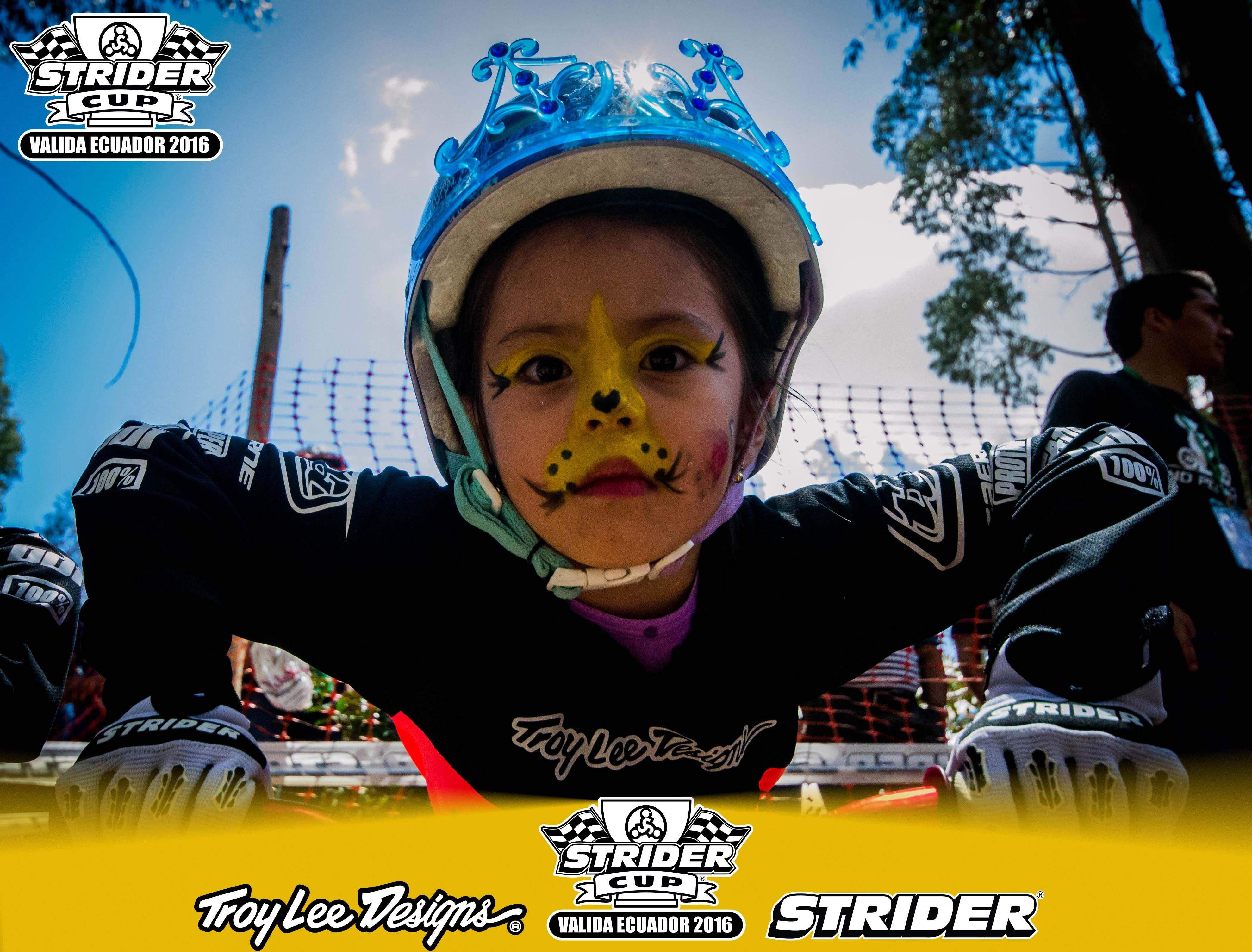 2016 Strider Cup Ecuador racing fun!