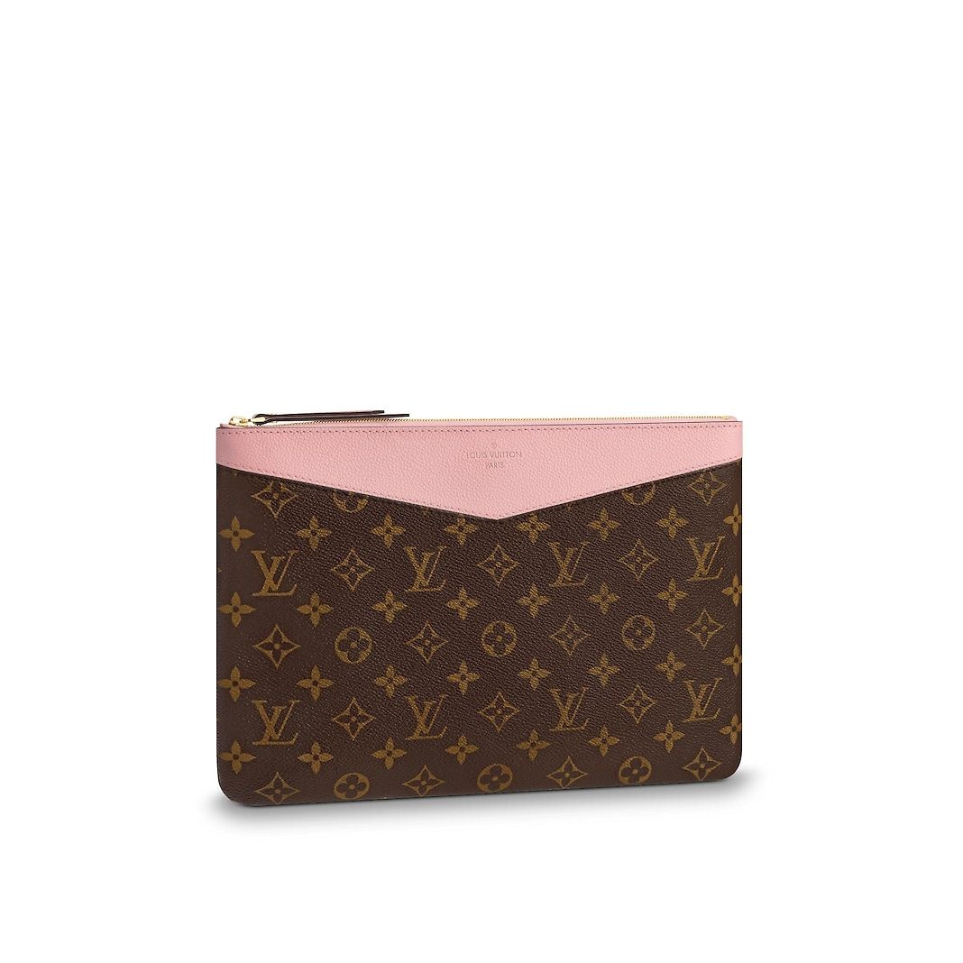 0508a303dd2e View 1 - Monogram SMALL LEATHER GOODS WALLETS Daily Pouch