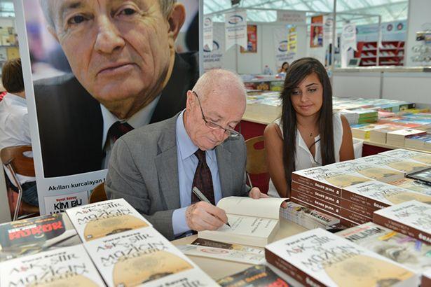 Nilüfer, Kitap Günleri'ne ev sahipliği yapmaya hazırlanıyor. #nilüfer #bursa #haber #sanat #kitap