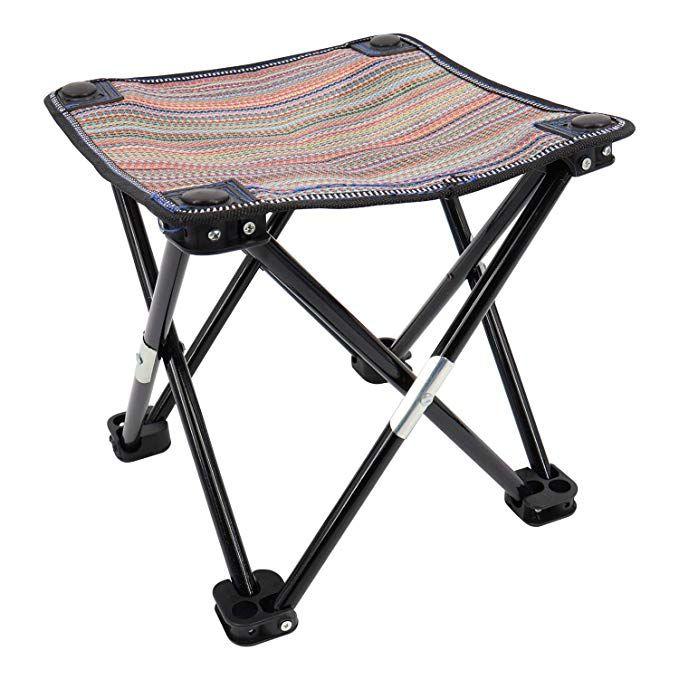 Cool Jm Outdoor Camping Mini Lightweight Portable Chair 600D Evergreenethics Interior Chair Design Evergreenethicsorg