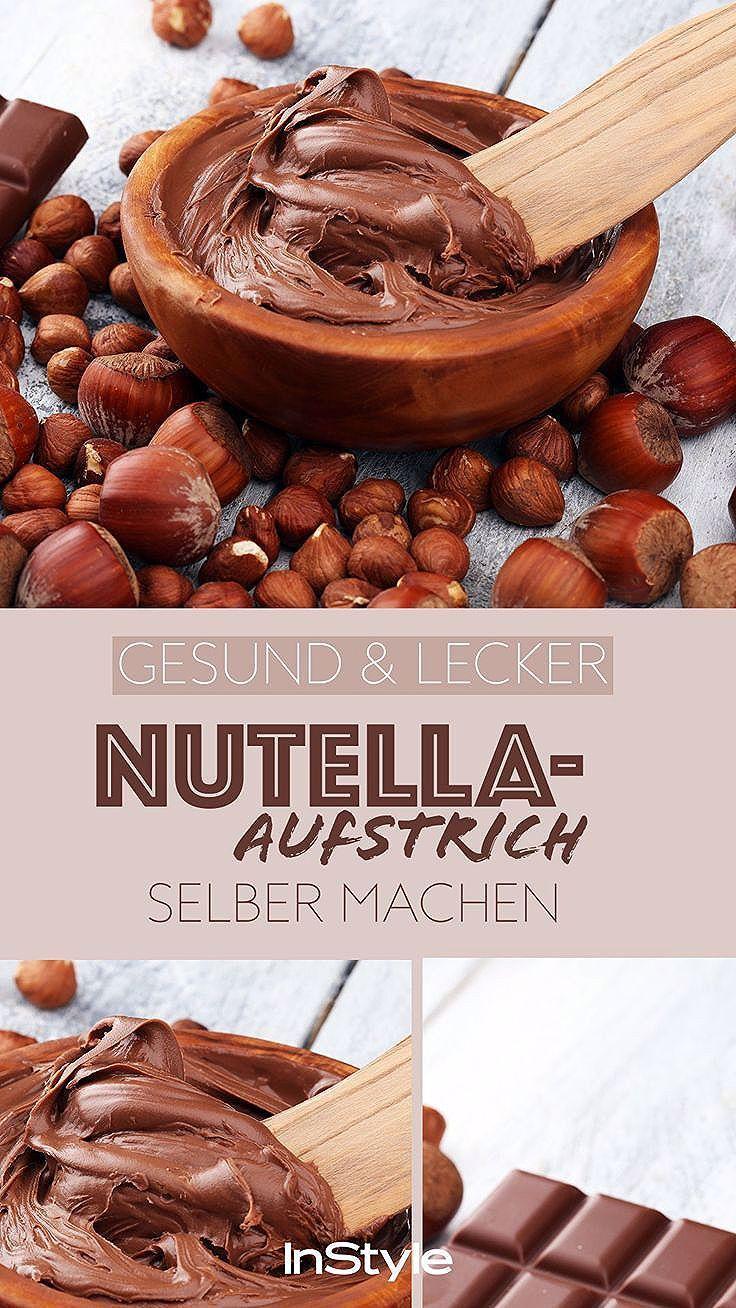 Photo of Dieser Nutella-Aufstrich ohne Zucker macht nicht dick – und du kannst ihn easy selber machen