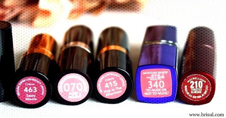 Verbessern Sie das Make-up mit diesen Lippenstiften für helle Haut. Anzeige 7406    Verbessern