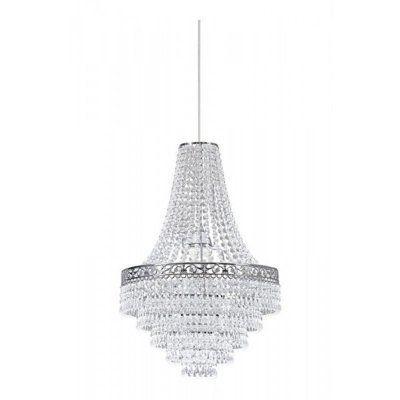 MILANO I Modern Design Deckenleuchte Deckenlampe Kronleuchter - deckenleuchte wohnzimmer design
