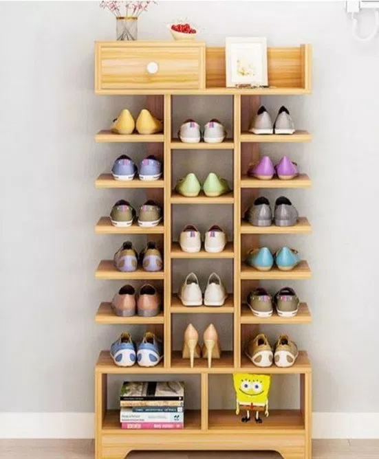 The Best Design Solutions: 65 The Best Shoes Rack Design Ideas That Are Trending