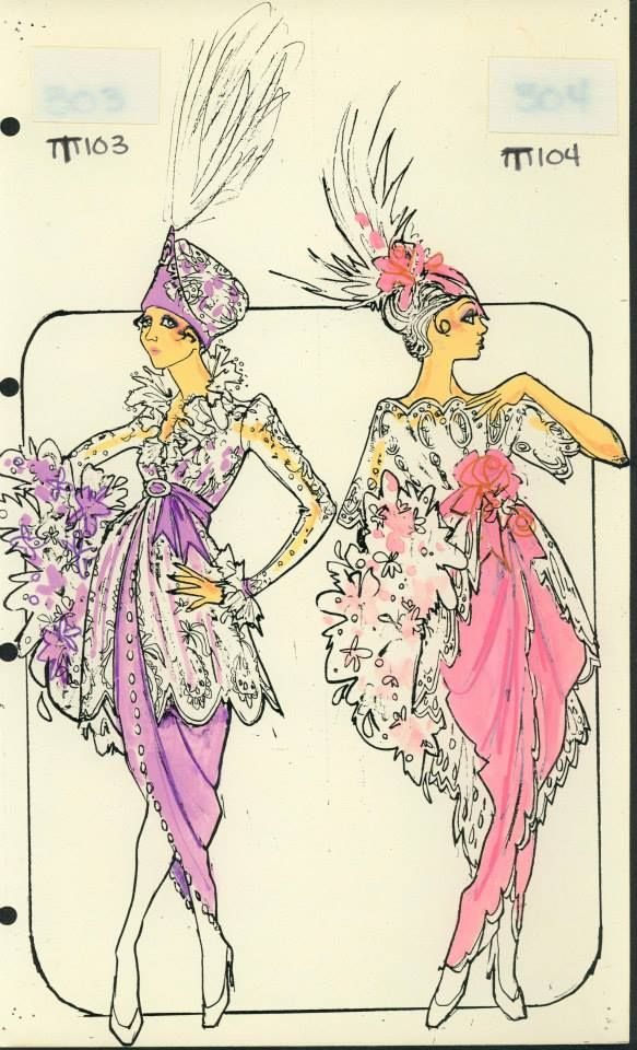 'Pier' Costume designed by Pete Menefee