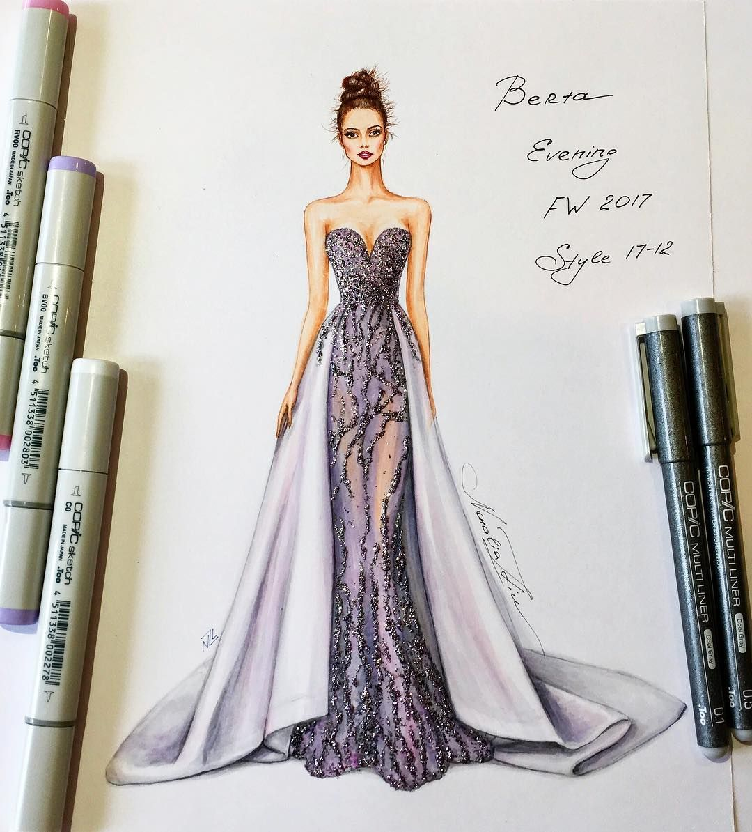 1 153 likes 13 comments nataliaz liu nataliazorinliu for Designer haute couture dresses