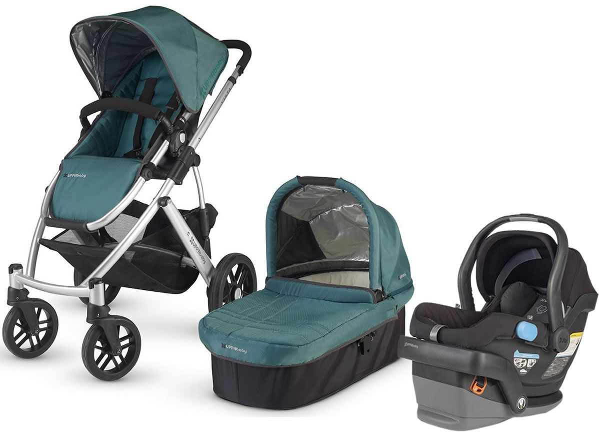 Uppa Baby Vista Ella Carrycot travel system