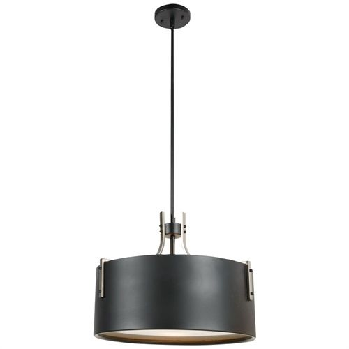 Suspension Mondo <br />3 lumières - 4011413