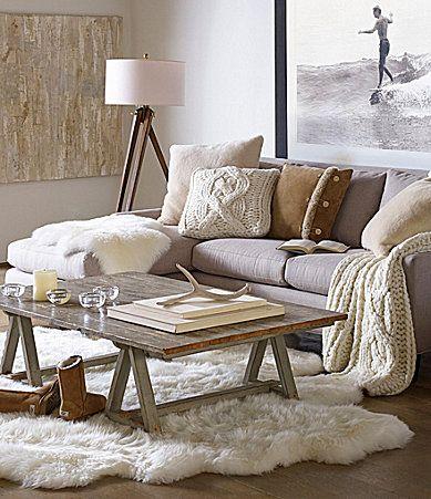 Ugg Australia Sheepskin Rug Collection Dillards Winter