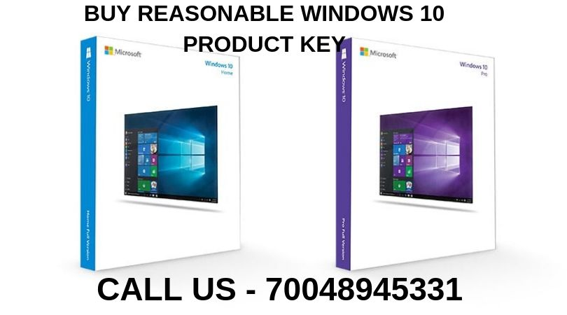 Buy windows 10 professional product key Online in India We