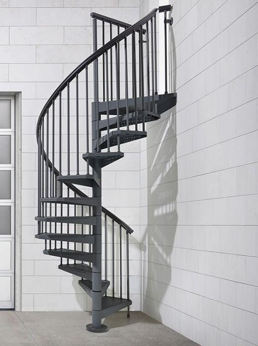 Fontanot Sky Exterior / Interior Spiral Stair Kit